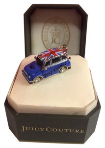 Juicy Couture NEW!! JUICY COUTURE LIMITED EDITION EXTREMELY RARE ENGLISH TAXI CAB LOCKET CHARM!