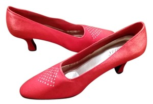 Merozzi Red Pumps