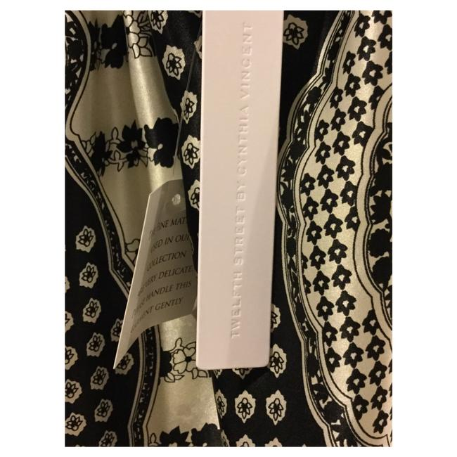 Twelfth St. by Cynthia Vincent short dress Black and Ivory on Tradesy Image 10