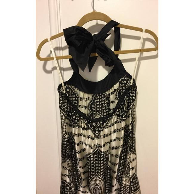 Twelfth St. by Cynthia Vincent short dress Black and Ivory on Tradesy Image 2