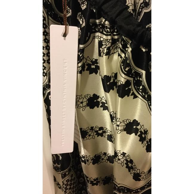 Twelfth St. by Cynthia Vincent short dress Black and Ivory on Tradesy Image 5