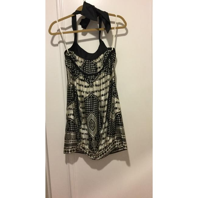 Twelfth St. by Cynthia Vincent short dress Black and Ivory on Tradesy Image 6