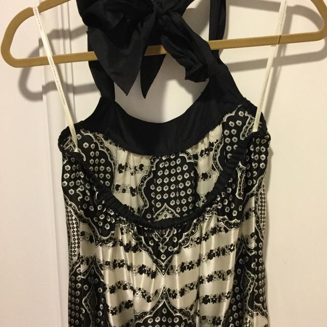 Twelfth St. by Cynthia Vincent short dress Black and Ivory on Tradesy Image 7