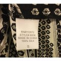 Twelfth St. by Cynthia Vincent short dress Black and Ivory on Tradesy Image 8