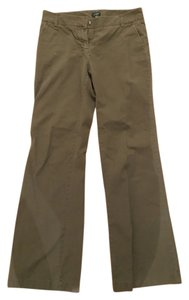 J.Crew City Fit Army Green Pants