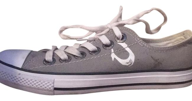 Item - Grey Sneakers Size US 8 Regular (M, B)
