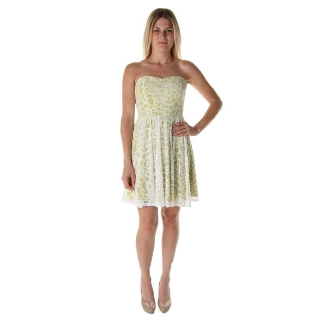 Preload https://item5.tradesy.com/images/guess-sasah-green-strapless-lace-overlay-knee-length-above-knee-short-casual-dress-size-14-l-1450144-0-0.jpg?width=400&height=650