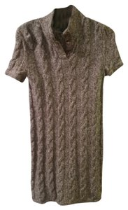 INC International Concepts short dress neutral on Tradesy