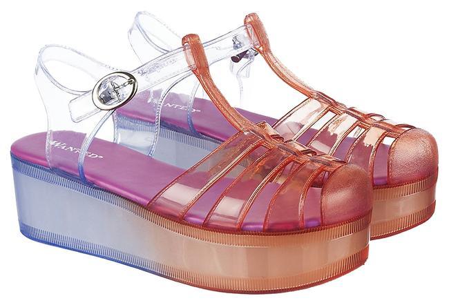 Wanted Multi-color Sandals Size US 10 Regular (M, B) Wanted Multi-color Sandals Size US 10 Regular (M, B) Image 1