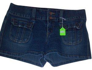 GLO Jeans Mini/Short Shorts Blue Denim
