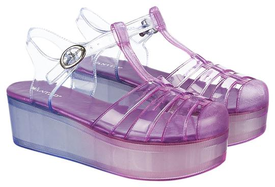 Wanted Purple Sandals