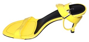 Fioni Women High Heel yellow Sandals