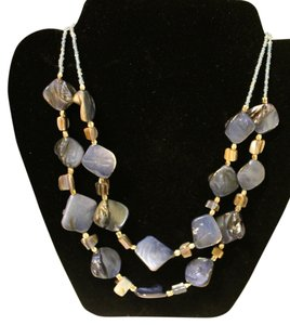 Other Beautiful Blue Stone Necklace