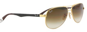 Ray-Ban Ray Ban Aviator Polarized Sunglasses RB8313