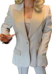 Stella McCartney Creme suit