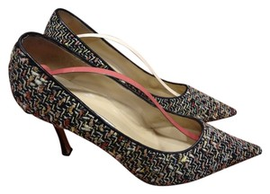 Manolo Blahnik MULTICOLORS Pumps