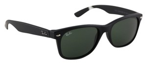 Ray-Ban Ray Ban New Wayfarer Matte Black Sunglasses RB 2132