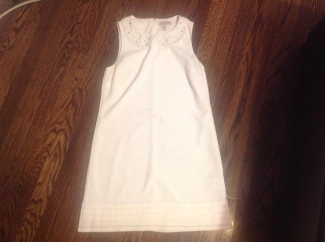 Preload https://item1.tradesy.com/images/ted-baker-creamoff-white-above-knee-night-out-dress-size-2-xs-1450585-0-0.jpg?width=400&height=650