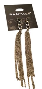 Rampage Chain long earrings