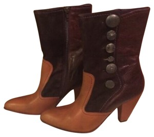 True Religion Leather Boots