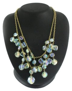 Other NWOT QVC Aqua Borealis Beaded Necklace & Earring Set SOLD OUT