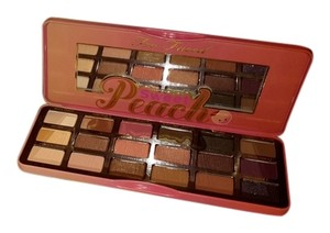 """Too Faced Free Shipping SOLD OUT IN STORES Too Faced """"SWEET PEACH"""" EYESHADOW PALETTE"""