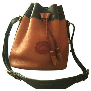 Dooney & Bourke Leather Vintage Hobo Bag