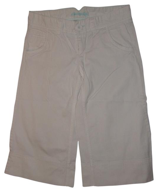 Preload https://item4.tradesy.com/images/american-eagle-outfitters-white-capris-1450793-0-0.jpg?width=400&height=650