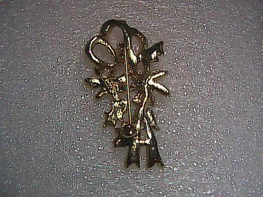 Vintage Gerry's Fashion Flower Brooch