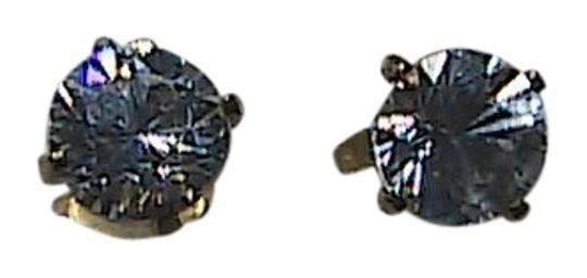 Other 14k Yellow Gold Filled CZ Stud Earrings
