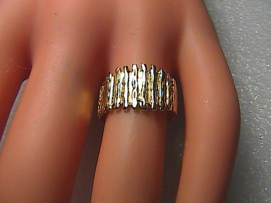 Vintage 14k Yellow Gold Band Ring
