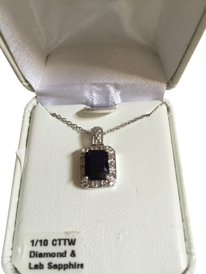 Other Sapphire Necklace