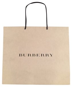 Burberry Large Burberry Shopping Bag