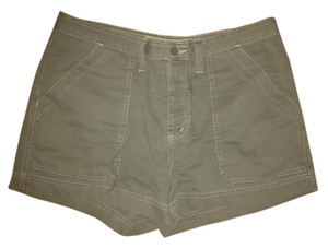 American Eagle Outfitters Cargo Shorts Gray