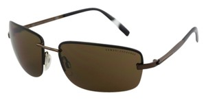 A|X Armani Exchange Armani Exchange Brown Sunglasses AX203/S
