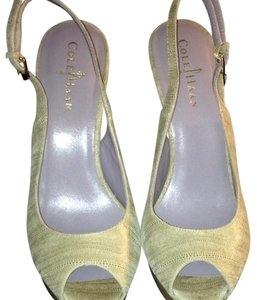Cole Haan Sand Pumps