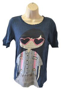 Marc by Marc Jacobs T Shirt BLUE