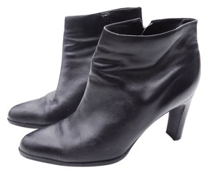 Innovations 1990s Bootie Leather Black Boots