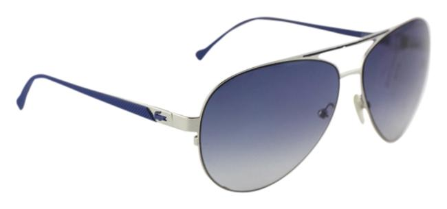 Item - Blue/Silver Aviator Blue/Silver L140s Sunglasses