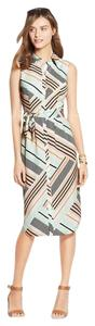 Ann Taylor short dress multi on Tradesy