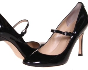 Ivanka Trump Black Patent Pumps