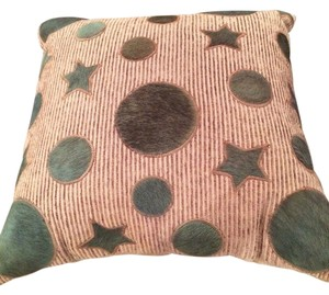 Mina Victory New Mina Victory Stars & Moons 20 x 20 Decorative Pillow