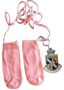 Juicy Couture 100% AUTH Juicy CASHMERE Mittens
