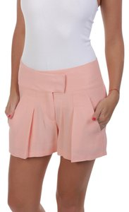 See by Chloé Made In Italy Designer Mini/Short Shorts Pink