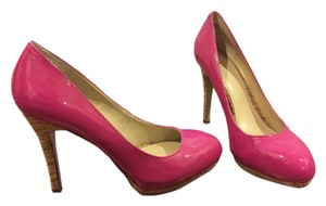 Nine West Heels Stiletto Pink Pumps