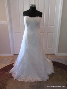 Allure Bridals W322 Wedding Dress