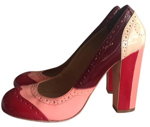 Miu Miu Red / Multi Pumps