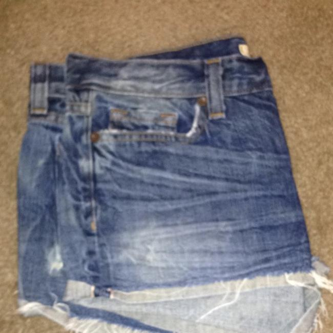 J Brand Denim Shorts-Medium Wash