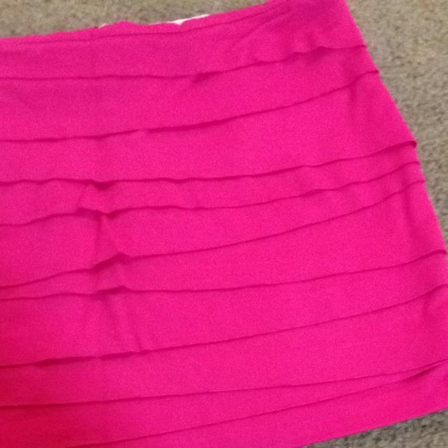 Other Skirt Hot Pink