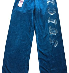 Juicy Couture Athletic Pants Tourquise